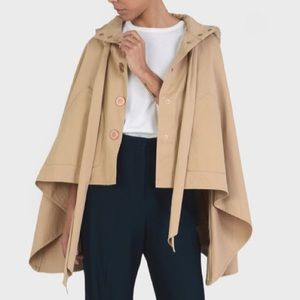 See By Chloe Cape Jacket Sz S